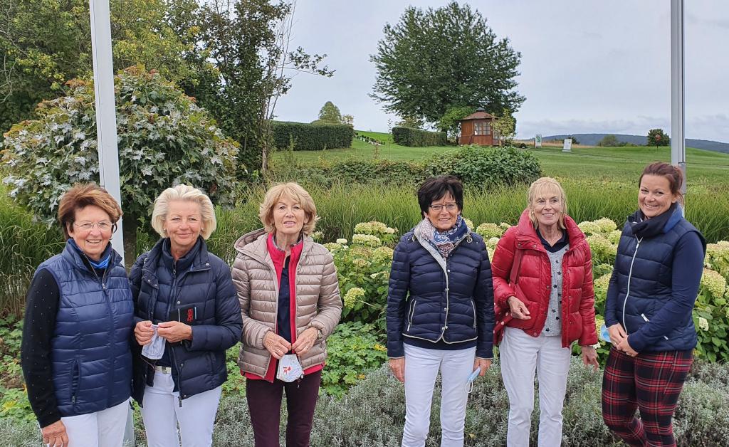 Golf-Club Bayreuth e.V. - Damen Blaue Cappies