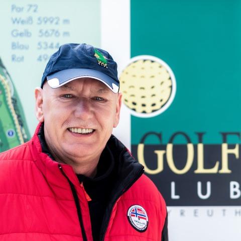 Golf-Club Bayreuth e.V. - Ehrenamt - Platz Marschall - Bodo Heinrich