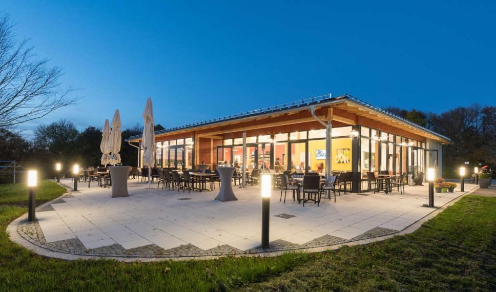 Golf-Club Bayreuth e.V. Clubhaus und öffentliches Restaurant