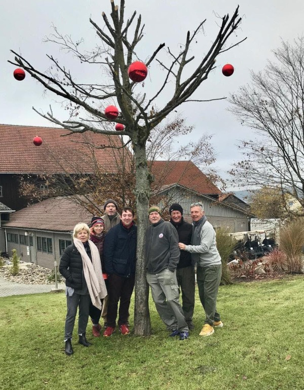 Golf-Club Bayreuth e.V. - Ehrenamt und Helfer - Montagsgärtner